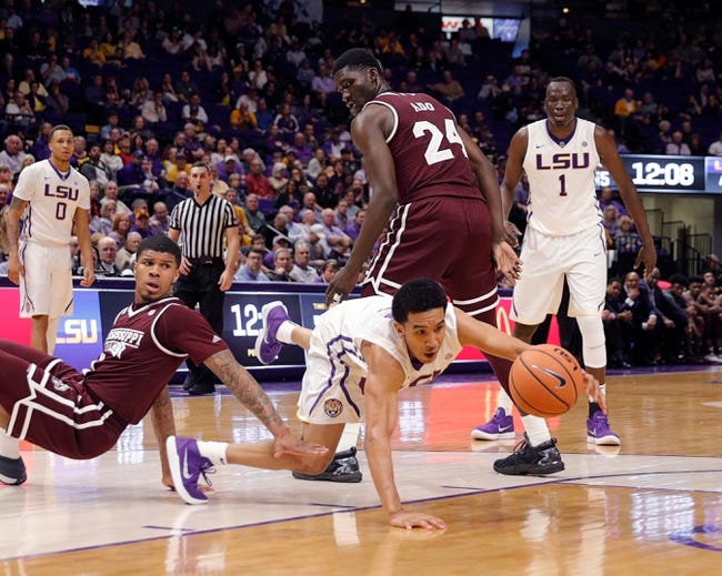 Mississippi State vs. LSU - 3/8/18 College Basketball Pick, Odds, and Prediction