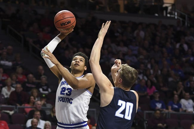 Saint Mary's-California vs. BYU - 3/5/18 College Basketball Pick, Odds, and Prediction