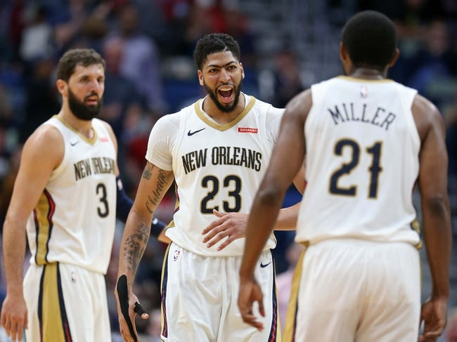 Phoenix Suns vs. New Orleans Pelicans - 4/6/18 NBA Pick, Odds, and Prediction