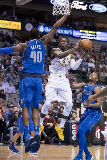 NBA   Dallas Mavericks at Indiana Pacers