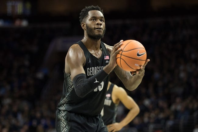 Georgetown vs. Maryland-Eastern Shore - 11/6/18 College Basketball Pick, Odds, and Prediction