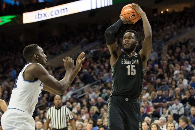 Loyola Marymount vs. Georgetown - 11/16/18 College Basketball Pick, Odds, and Prediction