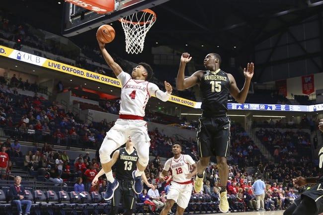 NCAA BB | Vanderbilt - Ole Miss