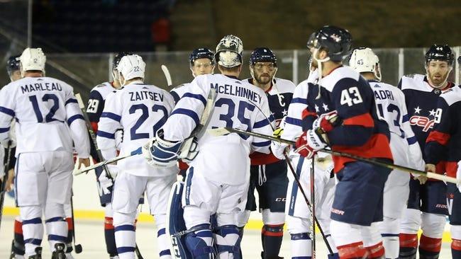 NHL | Toronto Maple Leafs (4-1-0) at Washington Capitals (2-1-1)