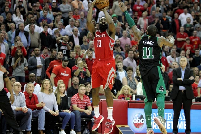 NBA | Boston Celtics (20-13) at Houston Rockets (18-15)
