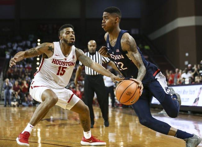 NCAA BB | Houston at Connecticut