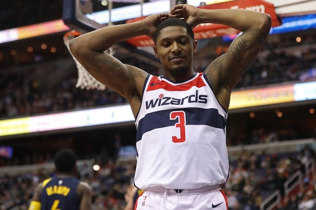 Washington Wizards vs. Indiana Pacers - 3/17/18 NBA Pick, Odds, and Prediction