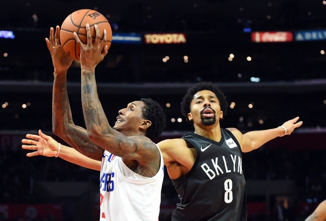 Brooklyn Nets vs. Los Angeles Clippers - 11/17/18 NBA Pick, Odds, and Prediction
