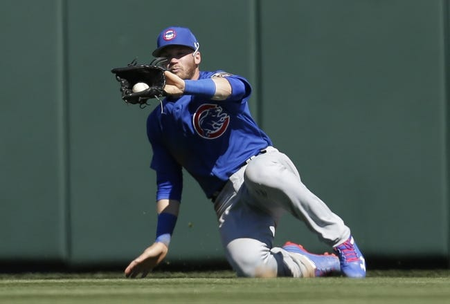 Colorado Rockies vs. Chicago Cubs - 4/20/18 MLB Pick, Odds, and Prediction