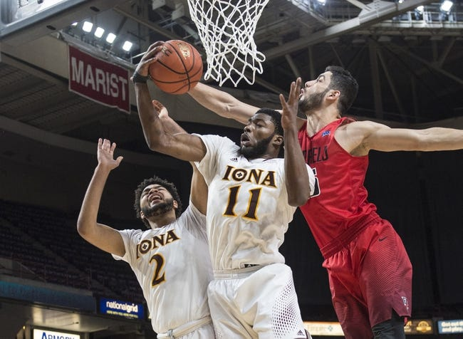Iona vs. Albany - 11/9/18 College Basketball Pick, Odds, and Prediction