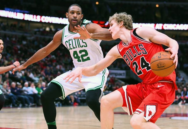 Boston Celtics vs. Chicago Bulls - 4/6/18 NBA Pick, Odds, and Prediction