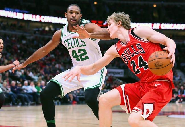 NBA | Chicago Bulls (27-51) at Boston Celtics (53-25)