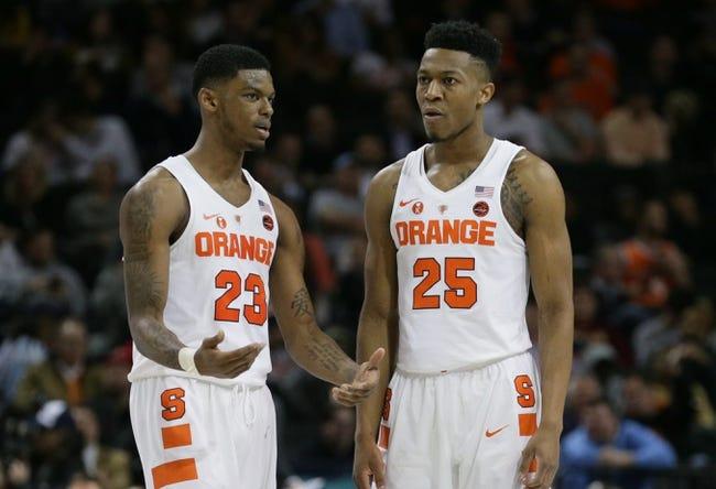 Syracuse vs. North Carolina - 3/7/18 College Basketball Pick, Odds, and Prediction