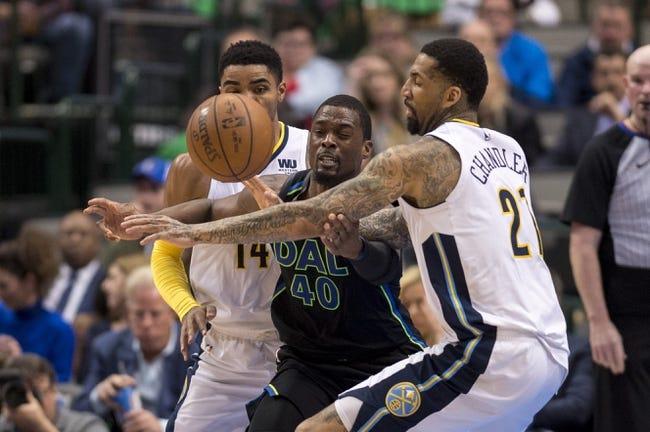 NBA | Dallas Mavericks (15-13) at Denver Nuggets (20-9)