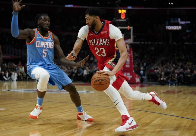 Los Angeles Clippers vs. New Orleans Pelicans - 4/9/18 NBA Pick, Odds, and Prediction