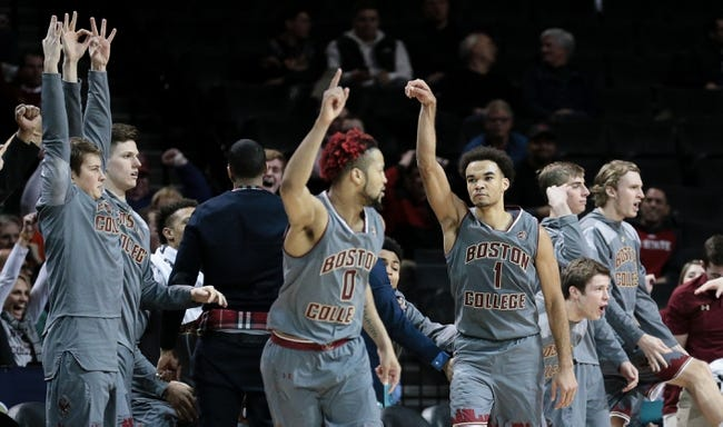 Boston College vs. Milwaukee - 11/6/18 College Basketball Pick, Odds, and Prediction