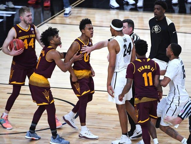 NCAA BB | Arizona State - Colorado