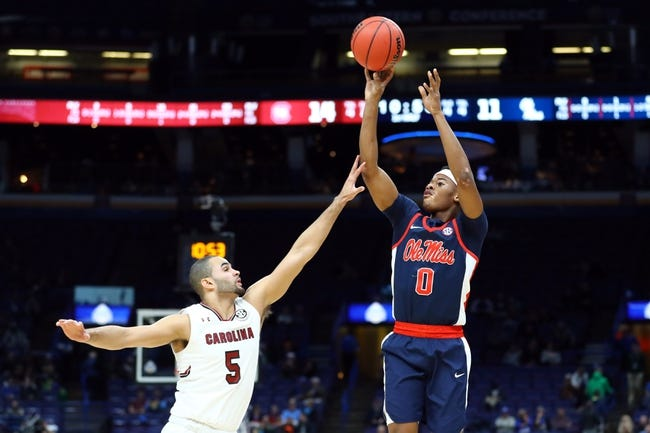 Ole Miss vs. Western Michigan - 11/10/18 College Basketball Pick, Odds, and Prediction