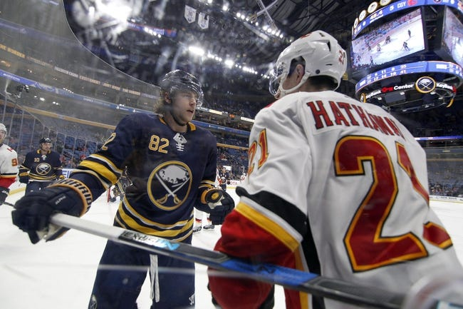 NHL | Calgary Flames (6-5-1) at Buffalo Sabres (6-4-1)