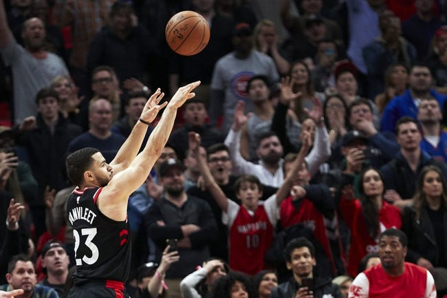 Detroit Pistons vs. Toronto Raptors - 4/9/18 NBA Pick, Odds, and Prediction
