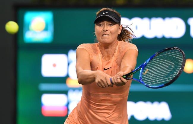 Kiki Bertens vs. Maria Sharapova 2018 Madrid Masters Tennis Pick, Preview, Odds, Prediction
