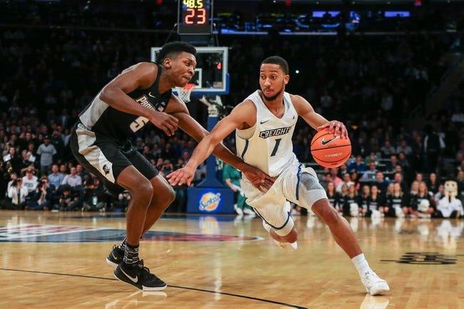 NCAA BB | Creighton Bluejays (9-4) at Providence Friars (10-3)