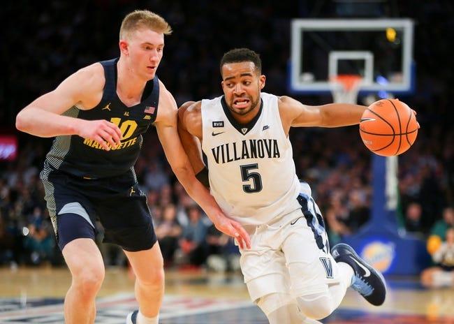 NCAA BB | Villanova at Marquette