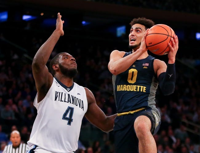Marquette vs. Harvard - 3/14/18 College Basketball Pick, Odds, and Prediction
