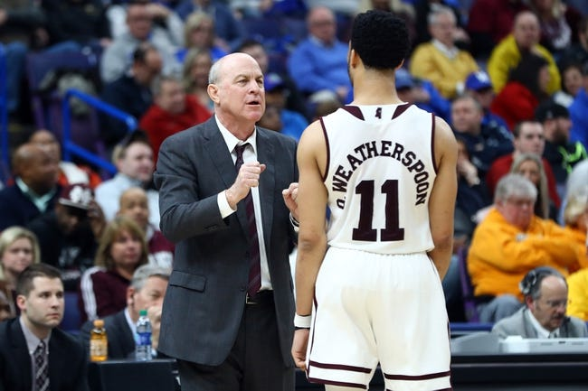 Mississippi State vs. Nebraska - 3/14/18 College Basketball Pick, Odds, and Prediction