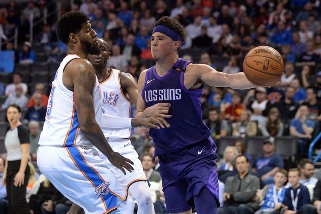 NBA | Phoenix Suns (1-4) at Oklahoma City Thunder (0-4)