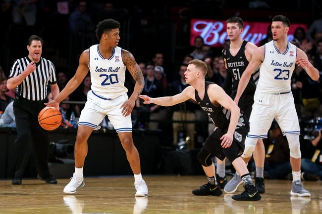 NC State vs. Seton Hall - NCAA First Round - 3/15/18 College Basketball Pick, Odds, and Prediction
