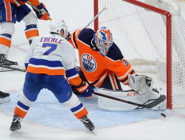 NHL | Edmonton Oilers at New York Islanders