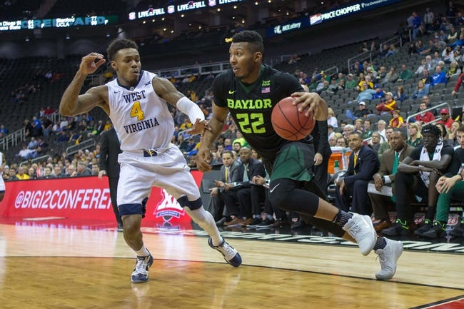 NCAA BB | Kansas at Baylor