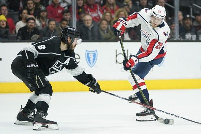 NHL   Los Angeles Kings at Washington Capitals