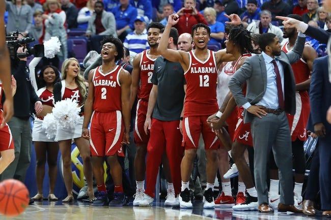 Kentucky vs. Alabama - 3/10/18 College Basketball Pick, Odds, and Prediction