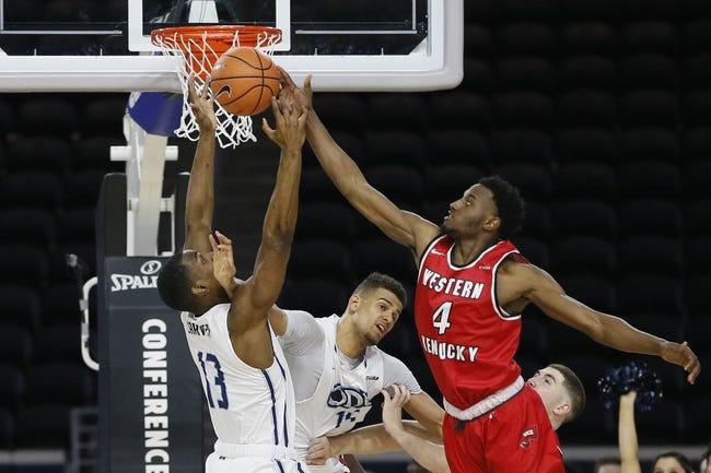 NCAA BB | Old Dominion vs. Western Kentucky