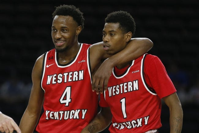 NCAA BB | Western Kentucky at Old Dominion