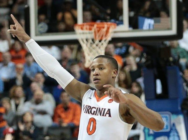 NCAA BB   UMBC Retrievers (24-10) at Virginia Cavaliers (31-2)