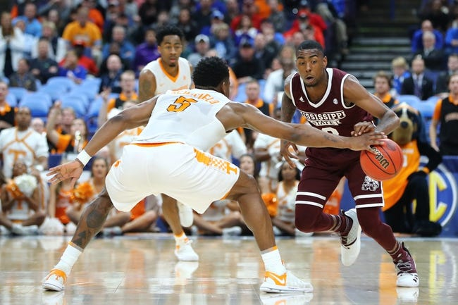 NCAA BB   Mississippi State at Tennessee