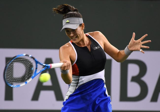 Garbine Muguruza vs. Daria Gavrilova 2018 Rome Masters Tennis Pick, Preview, Odds, Prediction