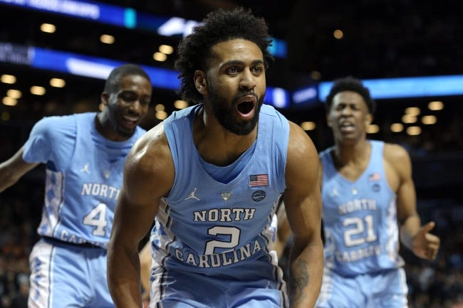 North Carolina vs. Lipscomb - 3/16/18 College Basketball Pick, Odds, and Prediction