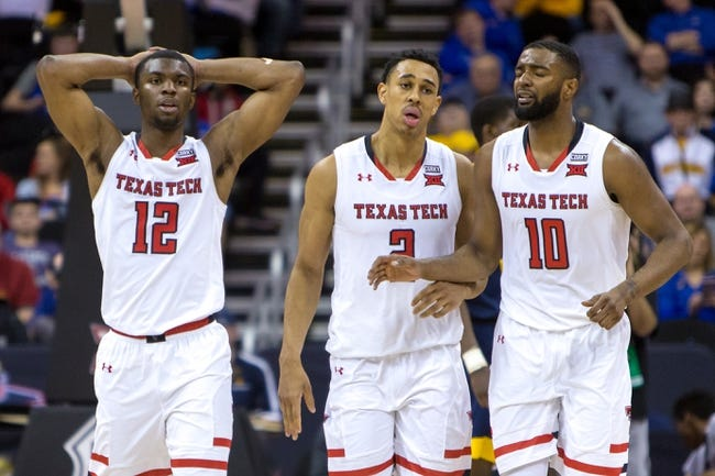 Texas Tech vs. Stephen F. Austin - 3/15/18 College Basketball Pick, Odds, and Prediction