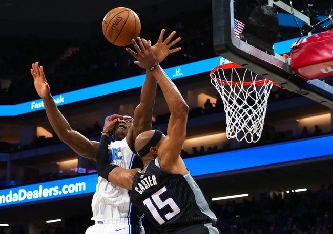 NBA | Sacramento Kings (4-3) at Orlando Magic (2-4)