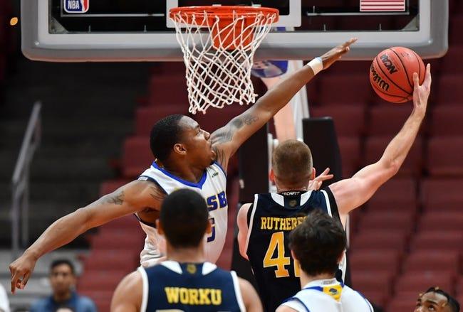 NCAA BB | Idaho State Bengals (4-4) at UC-Santa Barbara Gauchos (8-3)