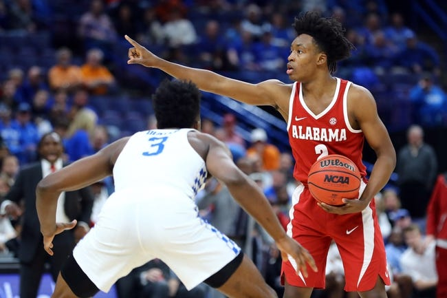 Alabama vs. Virginia Tech - NCAA First Round - 3/15/18 College Basketball Pick, Odds, and Prediction