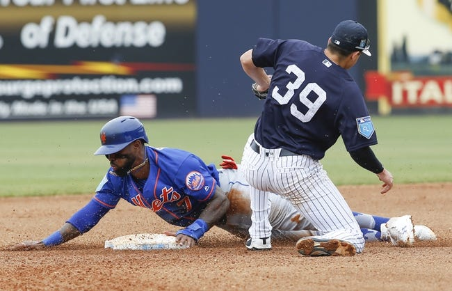 New York Mets vs. New York Yankees - 6/8/18 MLB Pick, Odds, and Prediction