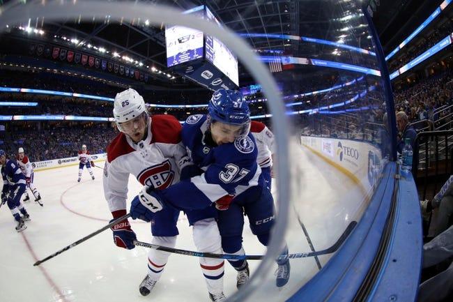 NHL | Tampa Bay Lightning (8-3-1) at Montreal Canadiens (7-3-2)