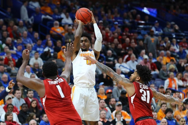 Tennessee vs. Kentucky - 3/11/18 College Basketball Pick, Odds, and Prediction