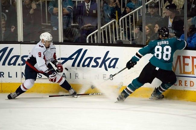 Washington Capitals vs. San Jose Sharks – 1 22 19 NHL Pick 73adef42ff4