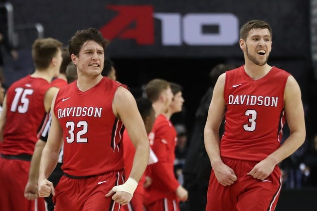 Davidson vs. Cleveland State - 11/6/18 College Basketball Pick, Odds, and Prediction